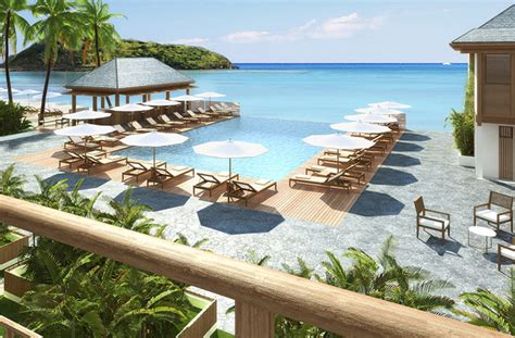 A New Luxury Hotel Is Coming To St Barth