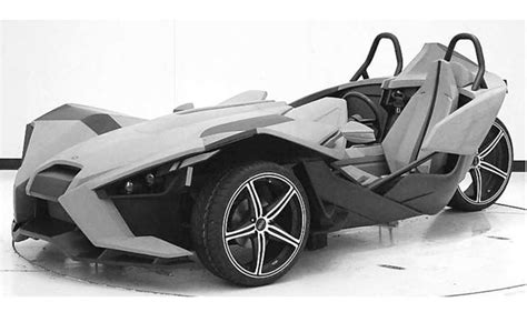 Polaris To Reveal Slingshot Three-wheeler On July 27