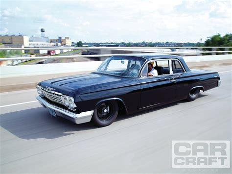 chevy biscayne blackout hot rod network