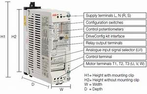 Abb Acs55 Frequency Component Drive Technical Spec
