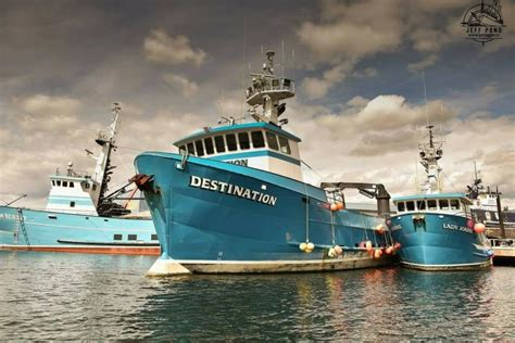 Destination Crab Boat Recovery by Investigation Launched For Missing Fisherman Of Fv
