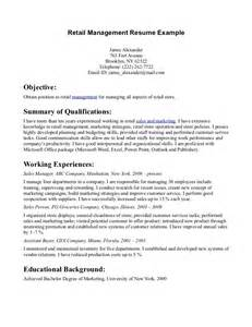 Resume Objective Sle by Resume Objective Statement For Sales Resume Resume Objective Sales And