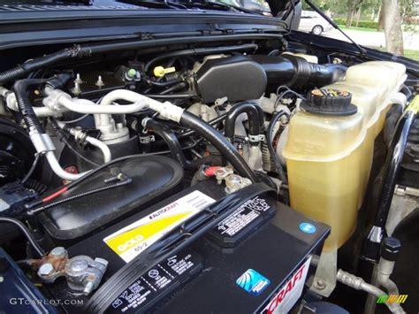 Ford Excursion Engine by 2000 Ford Excursion Limited 6 8 Liter Sohc 20 Valve V10