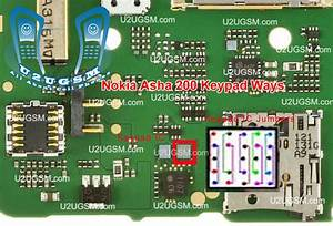 Nokia Asha 201 Keypad Not Working Ic Jumper Problem Solution