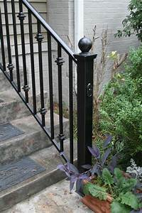 stairs marvellous metal handrails for outdoor steps
