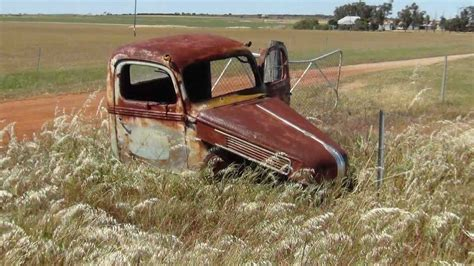 Old Abandoned Cars Trucks Gallery
