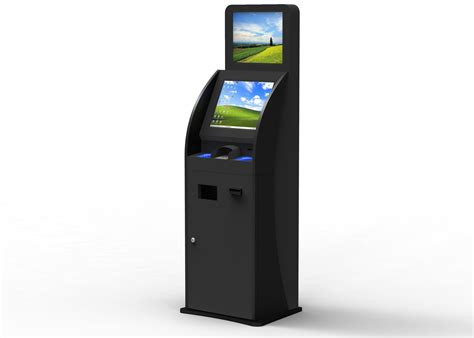 Standing kiosks for digital signage and touch screen applications. Slim Multi-Touch Free Standing Kiosk Digital Photo Printer ...