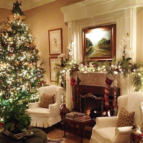 Traditional Home Magazine Christmas Decorating Ideas Furniture
