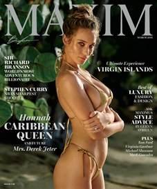 Jamie Thomas Deck by 외방커뮤니티 Gt 헐리우드 Gt 한나 데이비스 Maxim Magazine March 2016 엄빠주의有