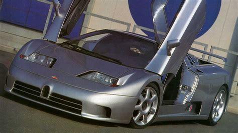 In 1992 bugatti announced a new version of the eb110 called the supersport. 1992 Bugatti EB110 Super Sport: Supercar Sunday