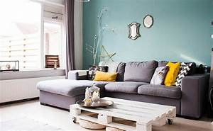 Living room creative decor simple tips to make more beauty for Modern decorating ideas for home