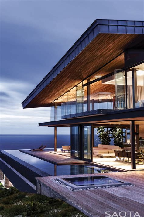 gorgeous family home  south africa features majestic