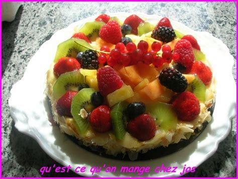 toutti frutti aux fruits frais qu est ce qu on mange chez jos