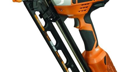 ak nail gun aeg 18v cordless finish nail gun skin only i n 6230123 bunnings warehouse power tools