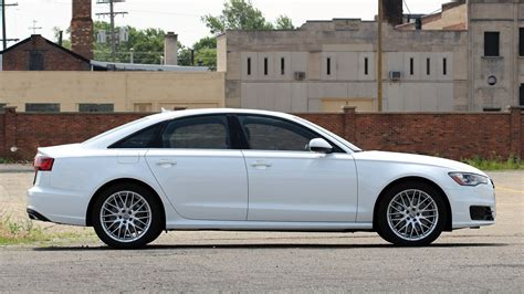 Review Audi A6 by Review 2016 Audi A6 2 0t Quattro