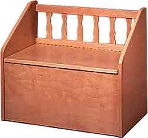 wooden toy chest plans    build diy woodworking