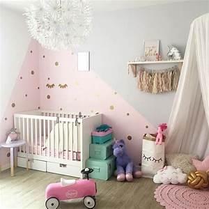 Decoration Licorne Chambre : colores para habitaciones de beb s 2018 ltimas tendencias ~ Teatrodelosmanantiales.com Idées de Décoration