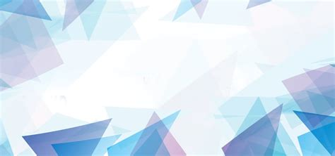 fond de carte de visite minimaliste bleu geometrique