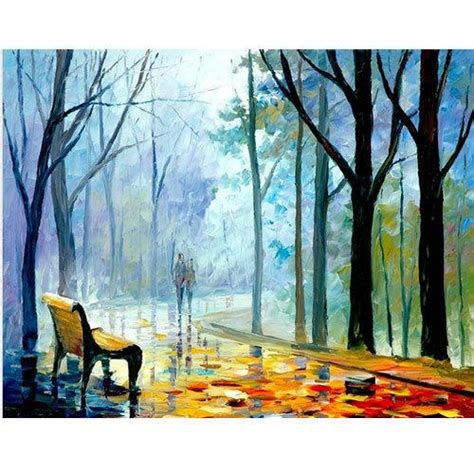 Landscape Painting Abstract Landscape Painting