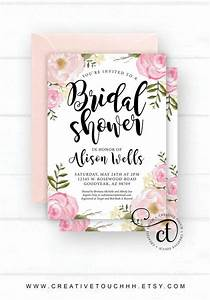 bridal shower invitation bridal shower invite miss to With average cost of wedding invitations per person