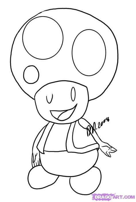 cute toad coloring pages  print coloring home