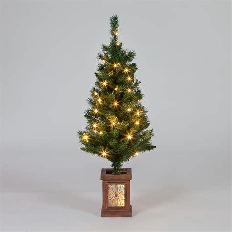 4ft hazelton mini pre lit christmas tree party supplies