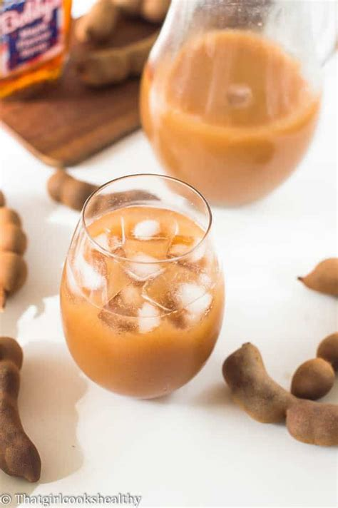 tamarind juice recipe recipes taste drink buds water fresh pods