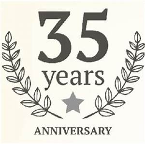 stepping stones celebrates 35th anniversary quad cities With 35th wedding anniversary symbol