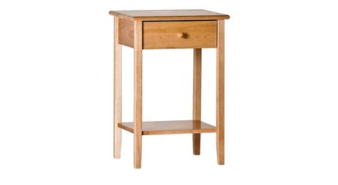 Shaker Tall Side Table