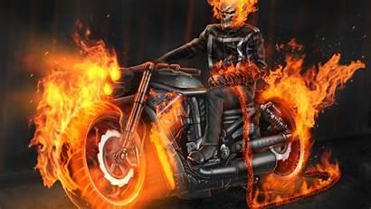 Ghost Rider Bike Wallpapers 4k 1204 Artstation