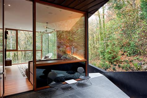 Hoke Residence, My Dream Of A House In The Forest