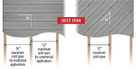 trex decking joist spacing vinyl decking composite vinyl decking boards from vinyl