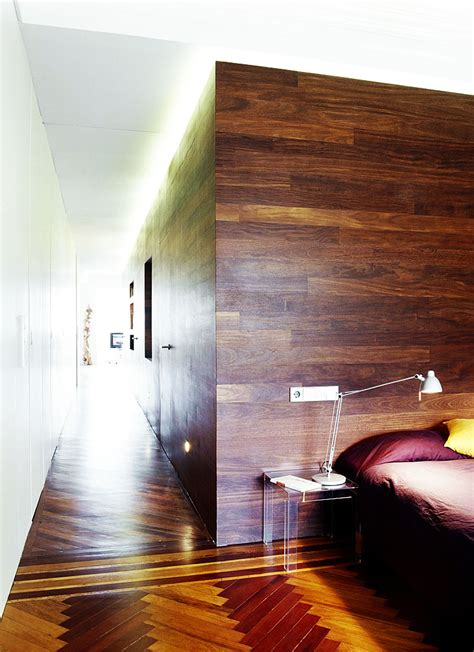 flooring on the wall simple chic apartment decorating ideas with smooth interior setting ideas 4 homes