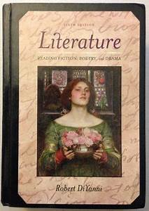 Literature Reading Fiction Poetry And Drama 6th Edition