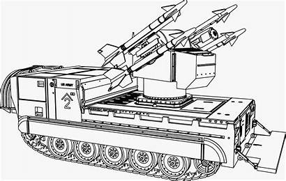 Tank Coloring Pages Army Awesome Printable Lego