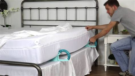 how to move mattress how to easily lift your mattress