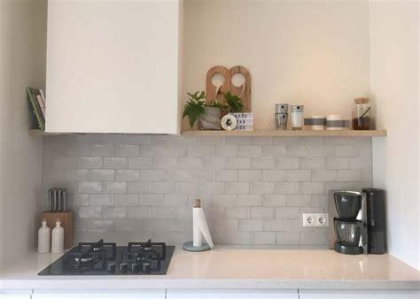 Nieuwe Keuken En Tegels by Nieuwe Tegels In De Keuken Livelovehome