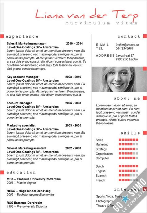 creative resume templates powerpoint cv template creative cv template and creative cv on