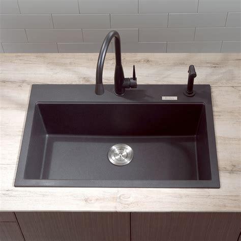 black granite composite sink reviews hawk haven