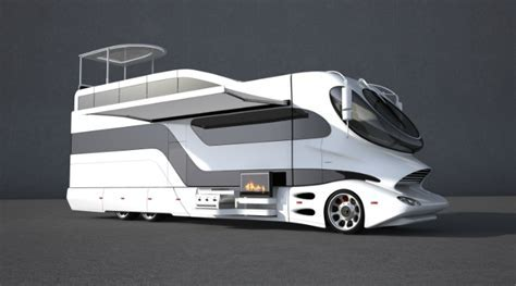 A new era in the luxury motorhomes   Boca do Lobo's