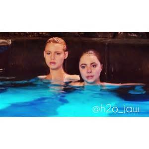 Mako Mermaids Lyla and Nixie
