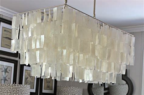 west elm capiz chandelier west elm capiz chandelier southern state of mind