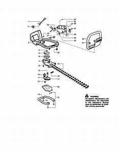 Craftsman Model 358796353 Hedge Trimmer  Gas Genuine Parts