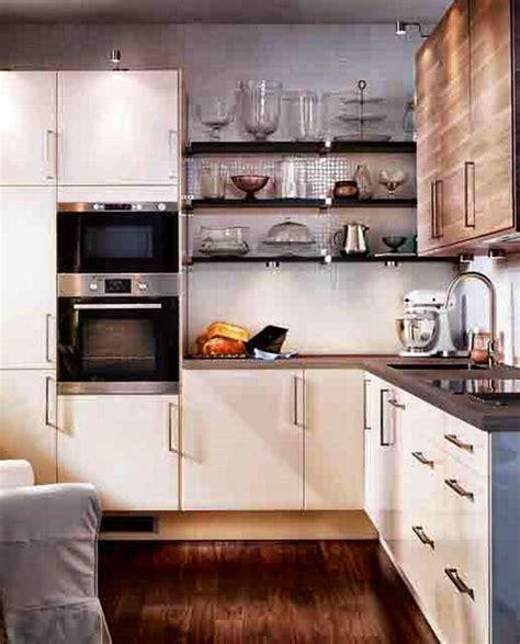 cuisine abstrakt ikea modern small kitchen design ideas 2015