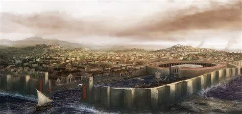 the siege of constantinople carthage by artmaru on deviantart