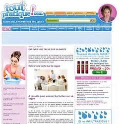 Enlever De La Bougie Sur Une Nappe : tache huile graisse pearltrees ~ Nature-et-papiers.com Idées de Décoration