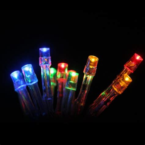 shopping innoo tech multi color 30 led string lights