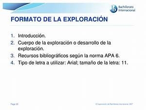 Ppt - La Exploraci U00f3n Powerpoint Presentation