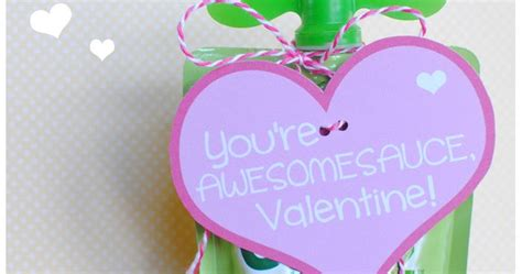 director jewels youre awesomesauce valentine
