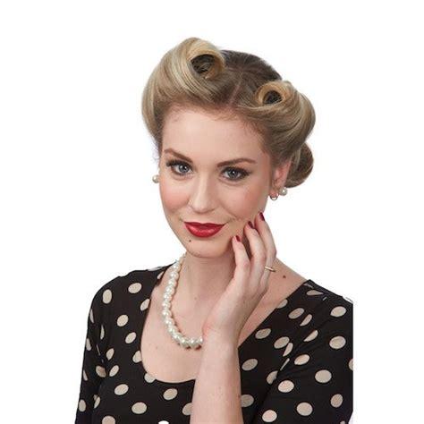 popular vintage hairstyles
